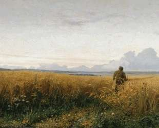 Дорога во ржи — Григорий Мясоедов