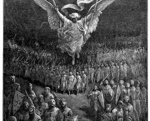 Дорога в Иерусалим — Гюстав Доре