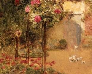 The Rose Garden — Чайльд Гассам