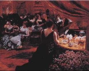 The Salon of Princess Mathilde — Джузеппе Де Ниттис