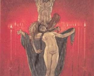 The Satanic. Calvary — Фелисьен Ропс