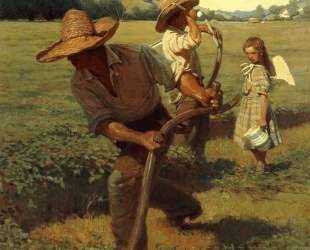 The Scythers — Ньюэлл Конверс Уайет