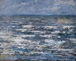 The Sea at Katwijk — Ян Тороп