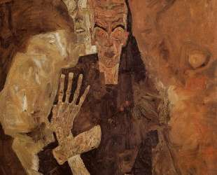 The Self Seers (Death and Man) — Эгон Шиле