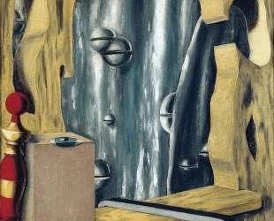 The silver gap — Рене Магритт