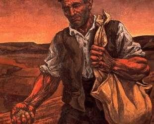 THE SOWER — Вела Дзанетти