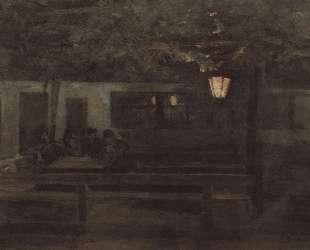 В испанской таверне — Константин Коровин