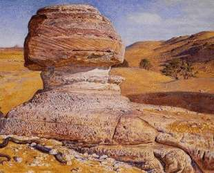 The Sphinx at Gizeh — Уильям Холман Хант