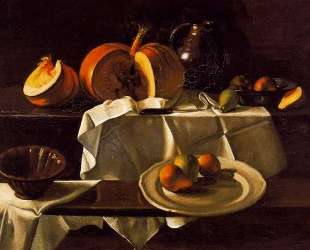The Still life with Pumpkin — Андре Дерен