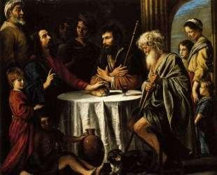 The Supper at Emmaus — Братья Ленен