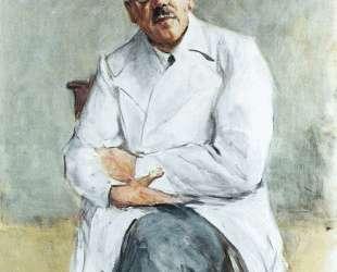 The Surgeon, Ferdinand Sauerbruch — Макс Либерман