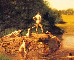 The Swimming Hole — Томас Икинс