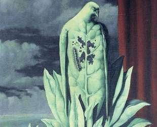 The Taste of Sorrow — Рене Магритт