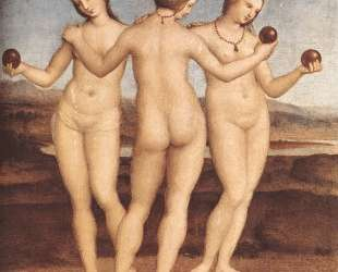 The Three Graces — Рафаэль Санти