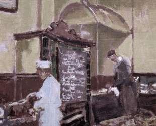 The Tottenham Distillery — Уолтер Сикерт