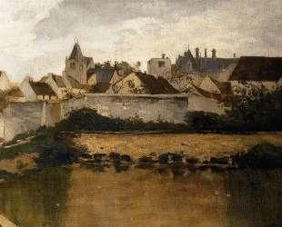 Деревня, Овер на Уазе — Шарль-Франсуа Добиньи