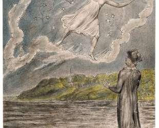 Блуждающая луна — Уильям Блейк