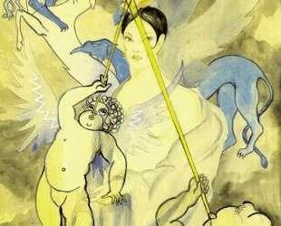 The woman of love — Франсис Пикабиа