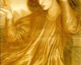 The Women of the Flame — Данте Габриэль Россетти