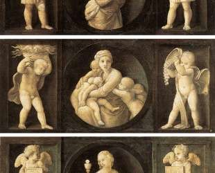 Theological Virtues — Рафаэль Санти