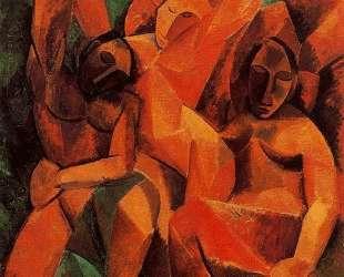 Three women — Пабло Пикассо