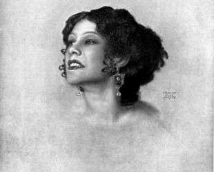 Tilla Durieux as Circe — Франц фон Штук