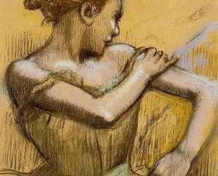 Торс танцовщицы — Эдгар Дега