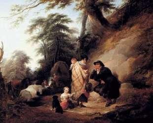 Travelers Resting — Уильям Шайер