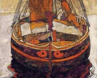 Trieste Fishing Boat — Эгон Шиле