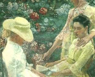 Trio fleuri — Ян Тороп