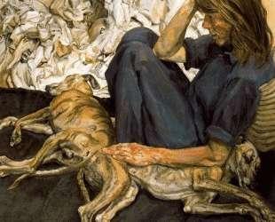 Тройной портрет — Люсьен Фрейд