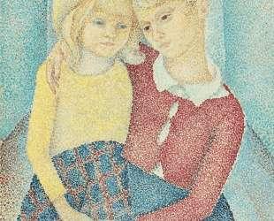 Two children — Маревна