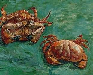 Two Crabs — Винсент Ван Гог