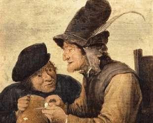 Two Drunkards — Давид Тенирс Младший