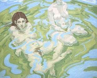 Two Figures (Twice) — Нил Уэлливер