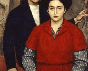 Two Girl Friends — Яннис Моралис