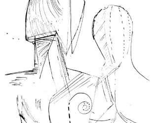 Два манекена — Джорджо де Кирико