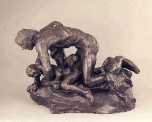 Ugolino — Огюст Роден