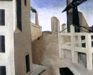 Urban Landscape — Марио Сирони