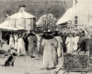 Veche of Novgorod — Андрей Рябушкин