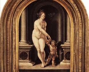 Venus and Cupid — Мабюз