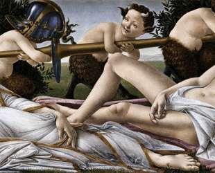 Венера и Марс — Сандро Ботичелли