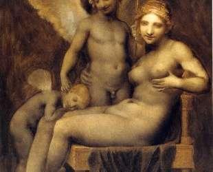 Venus, Hymen and Love — Пьер Поль Прюдон