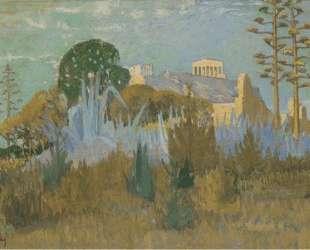 View of Acropolis — Константин Малеас