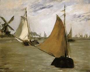View of Holland — Эдуард Мане