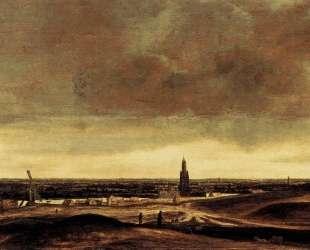 View of Rhenen — Геркулес Сегерс