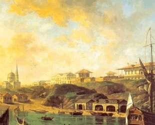 View of the town Mykolaiv — Фёдор Алексеев