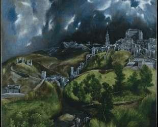 Вид Толедо — Эль Греко