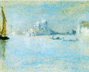 View of Venice — Джон Генри Твахтман (Tуоктмен)