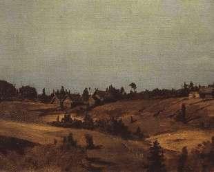 Деревня Окулова гора — Василий Поленов